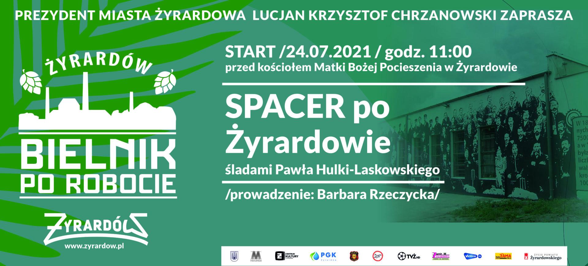 plakat bielnik SPACER